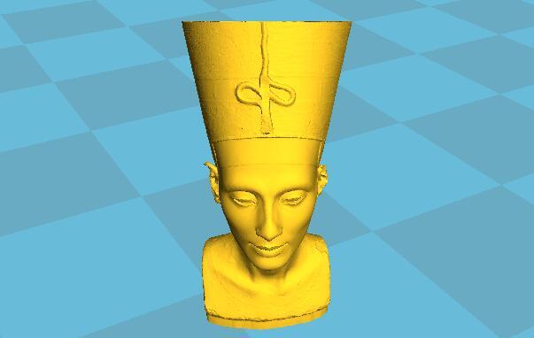 3D打印艺术品之埃及法老