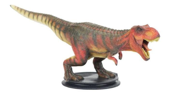 3D打印动漫手办之恐龙
