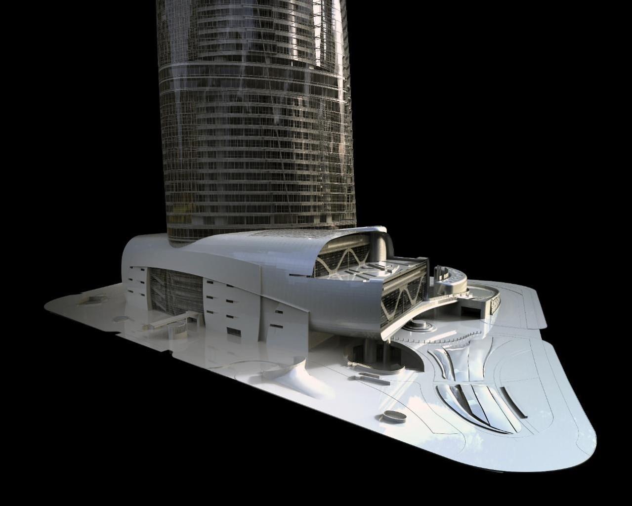3D打印建筑模型