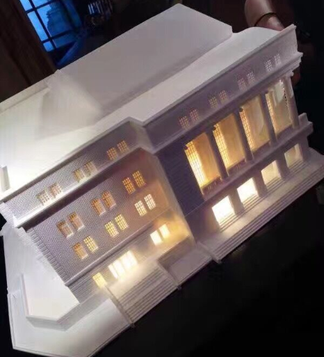 3D打印建筑展示模型