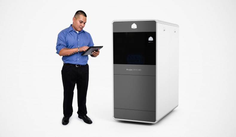 ProJet 3510 HD工业级打印机