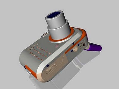 3d打印数码手板模型